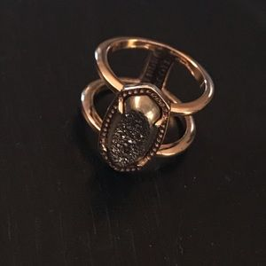 Kendra Scott Jewelry - Kendra Scott Elyse Rose Gold Ring